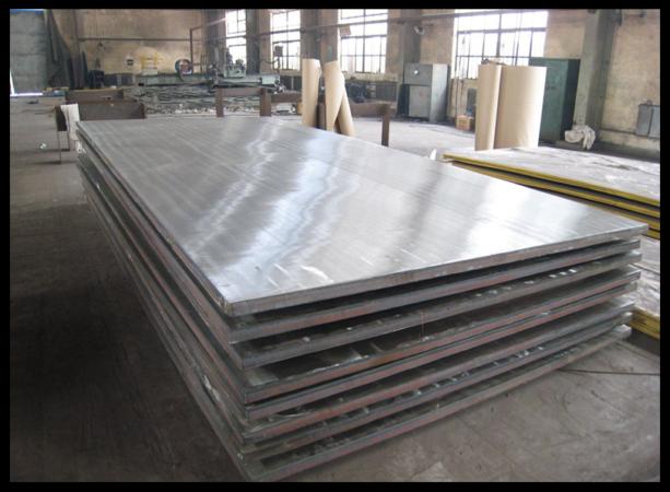 Толстый алюминиевый лист