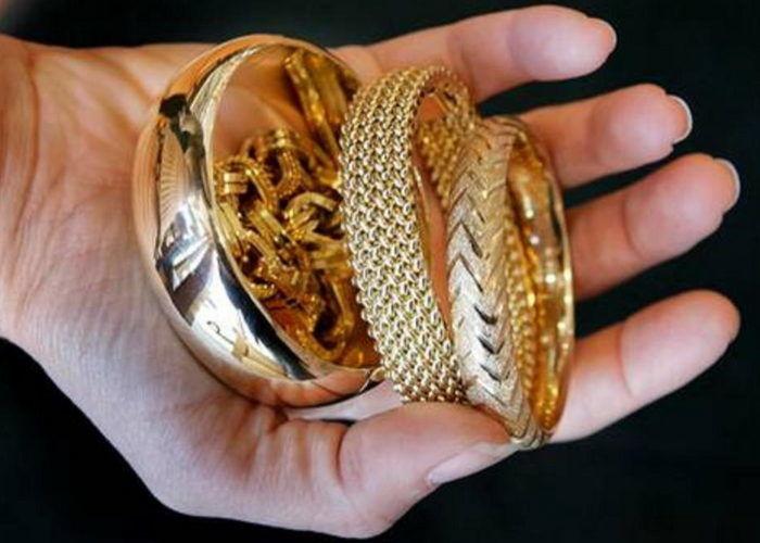 Украшения из которых можно добыть золото