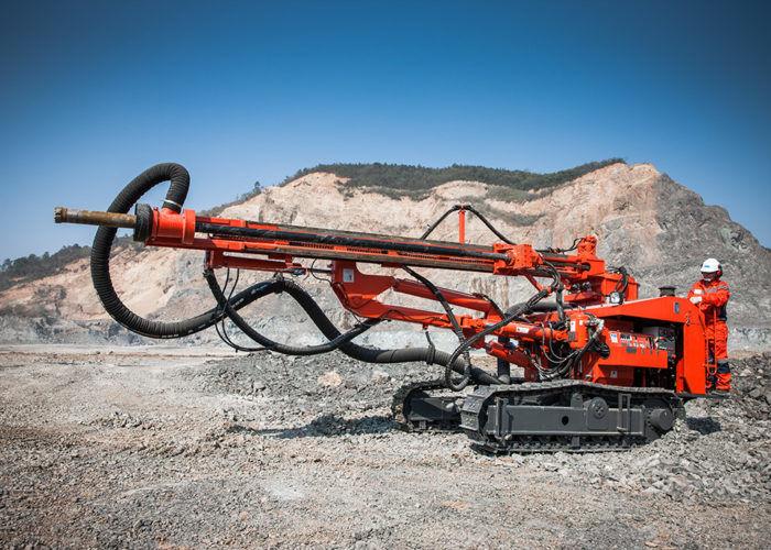 Буровая установка для горнодобывающей отрасли