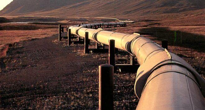 Магистральный нефтепровод