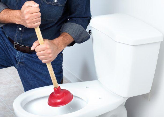 Устранение засоров в канализационных системах