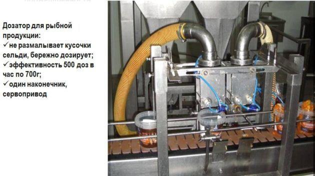 Оборудование для рыбной промышленности