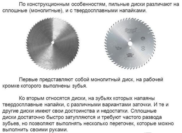 Преимущества твердосплавных дисков по металлу