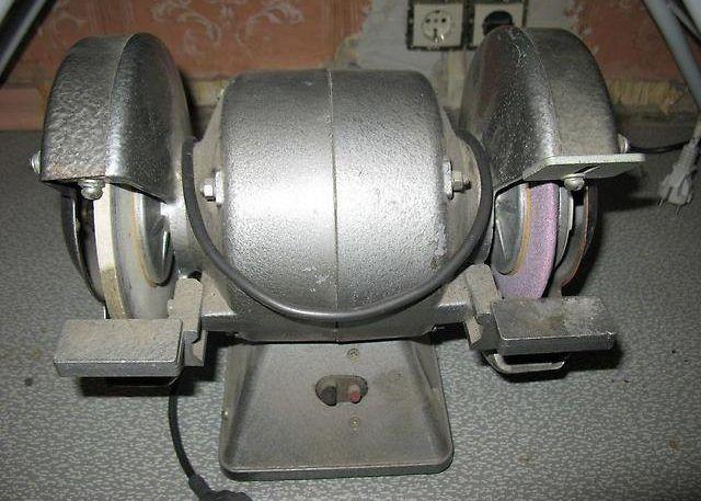 Электрический наждак
