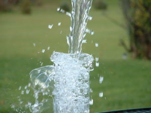 На времязатратность очистки воды, влияет глубина скважины