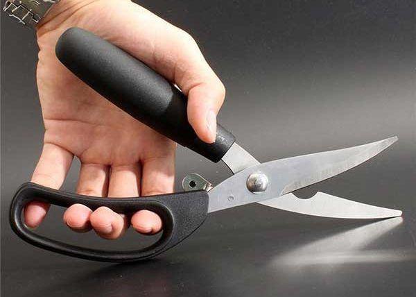 Ножницы для вскрытия упаковок