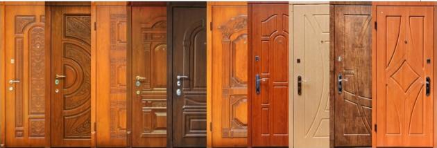 Преимущества деревянной двери