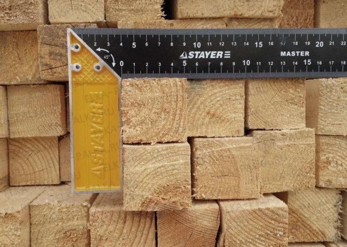 Деревянные бруски сечением не менее 50х50
