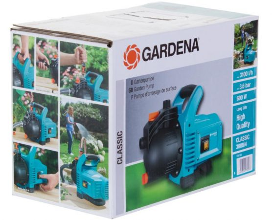 GARDENA 3000/4 Classic