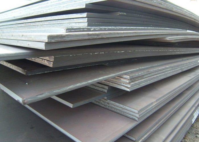 Металлическая плита толщиной 10 мм