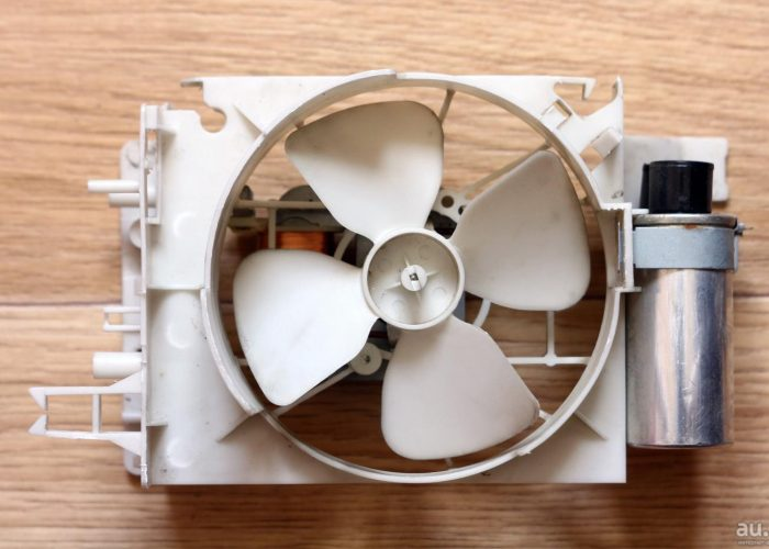 Вентилятор от микроволновки