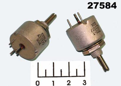 Переменный резистор 100 Ом